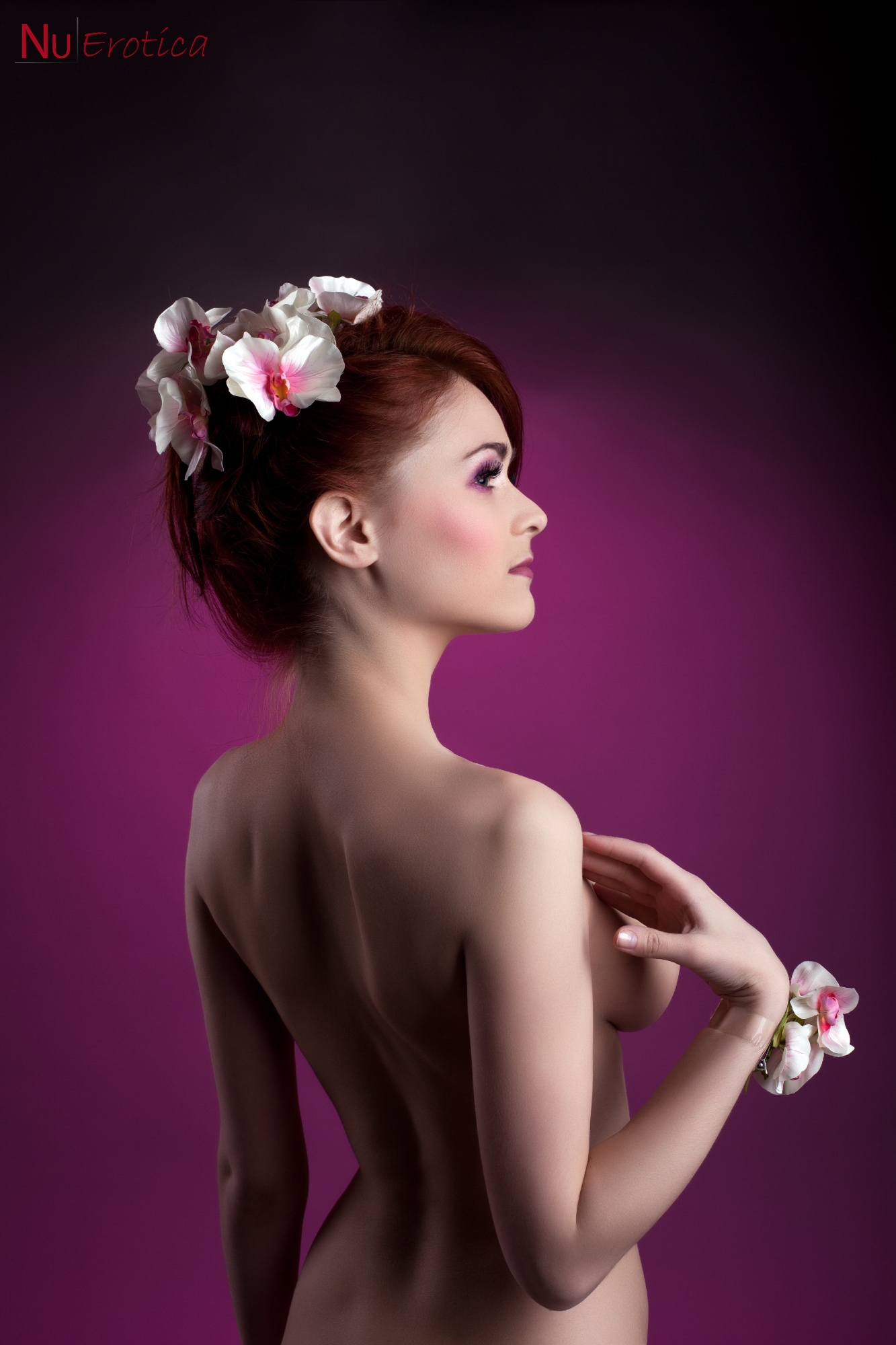 Redhead glamour models nude have hit